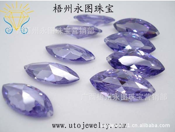 synthetic gems、glass gemstones